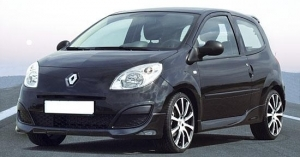 KIT CARROSSERIE COMPLET RENAULT TWINGO II PHASE 1 (2007/2011)