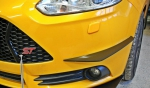 SPLITTERS LATERAUX FORD FOCUS III ST PHASE 1 MX V1 (2012/10-2014)