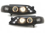 PHARES ANGEL EYES OPEL VECTRA B PHASE 1 (1995/12-1998) OU PHASE 2 (02-1999/2002) DC