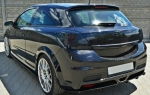 DIFFUEUR ARRIERE OPEL ASTRA H OPC (2005/2010) MX DESIGN