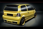 PARE CHOC ARRIERE RENAULT TWINGO ST STYLE (1993/2006)