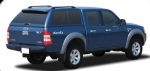 HARD TOP  FORD RANGER DOUBLE CABINE (2006/2011)