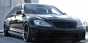 KIT CARROSSERIE COMPLET MERCEDES CLASSE S W221 WIDEBODY VERSION 1 (2005/2013)