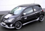 KIT CARROSSERIE COMPLET RENAULT TWINGO II PHASE 1 VERSIONS DYNAMIQUE ET GT (2007/2011)
