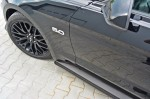 """BAS DE CAISSE TYPE INSERTS  """"CNC"""" FORD MUSTANG MK6 GT (2015/2018)"""