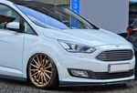LAME DE PARE CHOC AVANT FORD C-MAX II PHASE 2 OU GRAND C-MAX II PHASE 2 ING LINE (04-2015/2019)