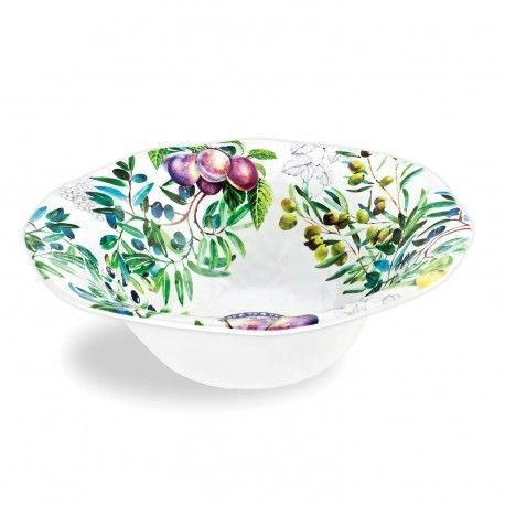 COUVERTS A SALADE MELAMINE TUSCAN GROVE