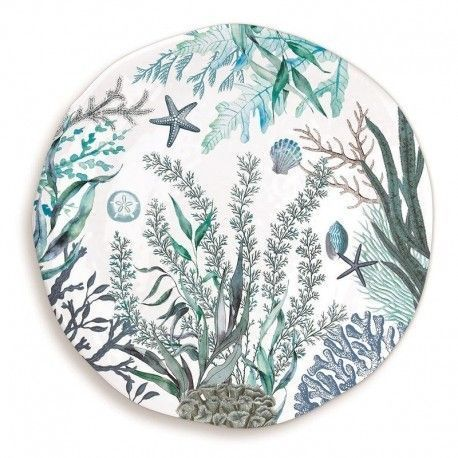 ASSIETTE PLATE SEALIFE