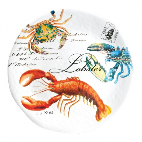 GRAND PLAT ROND LOBSTER