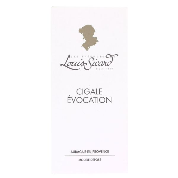 4 REPOSE-COUTEAUX CIGALE EVOCATION