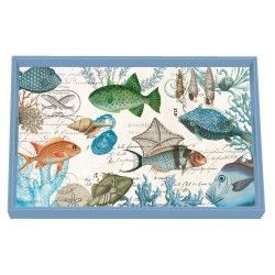 PLATEAU RECTANGLE PM SEALIFE