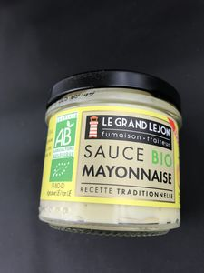 Mayonnaise bio verrine 100g