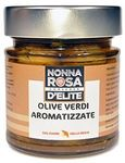 OLIVES VERTES AROMATISEES