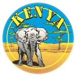 KENYA - MASSAI LABEL