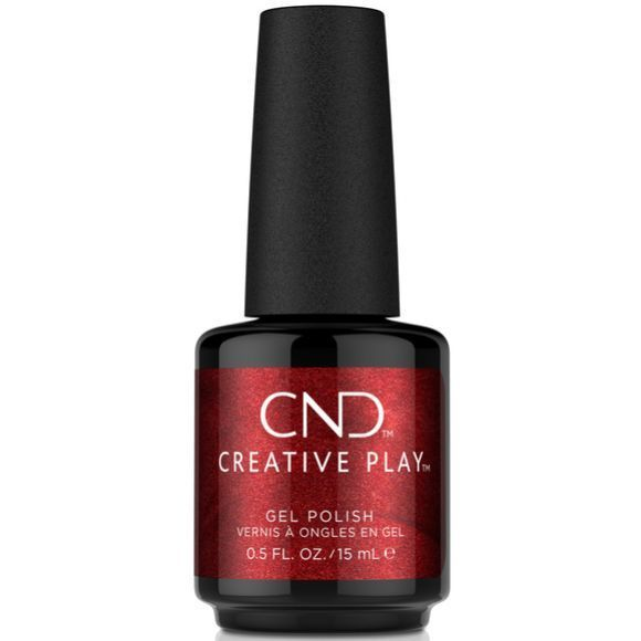 Crimson Like It Hot Creative Play™ Gel