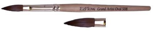 PINCEAU EZ FLOW GRAND ARTIST OVAL 508 ACRYLIQUE