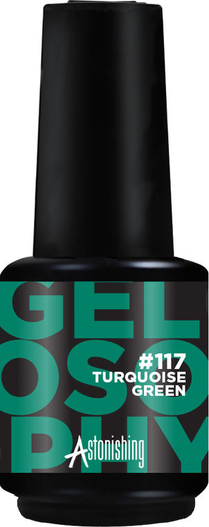 Turquoise Green Astonishing™ GELOSOPHY™