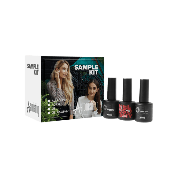 Sample Kit Astonishing™ GELOSOPHY™