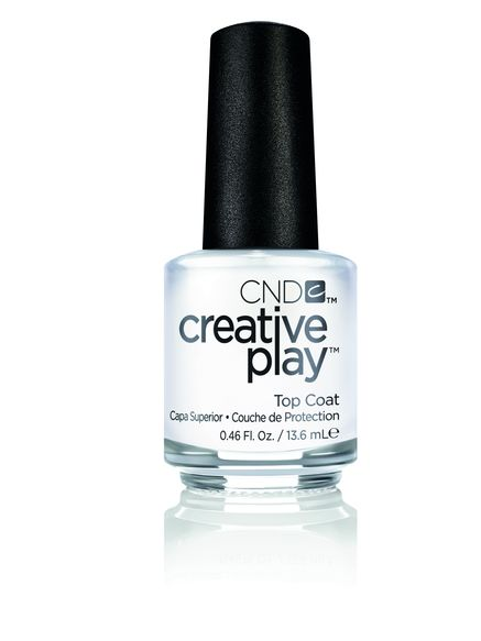 CND ™ CREATIVE PLAY ™ Top Coat