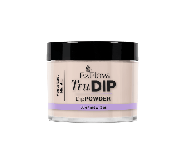 EzFlow™ GEL PORCELAINE - Poudre DIP - ABOUT LAST NIGHT
