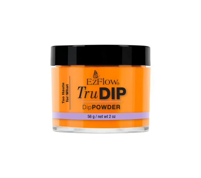 EzFlow™ GEL PORCELAINE - Poudre DIP - TOO HAUTE FOR WHAT