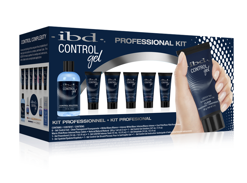 KIT PROFESSIONNEL CONTROL GEL Ibd™