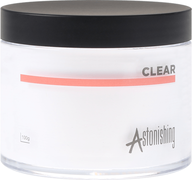 POUDRE ASTONISHING™ CLEAR - 100 gr