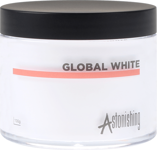 POUDRE ASTONISHING™ GLOBAL WHITE - 100 gr