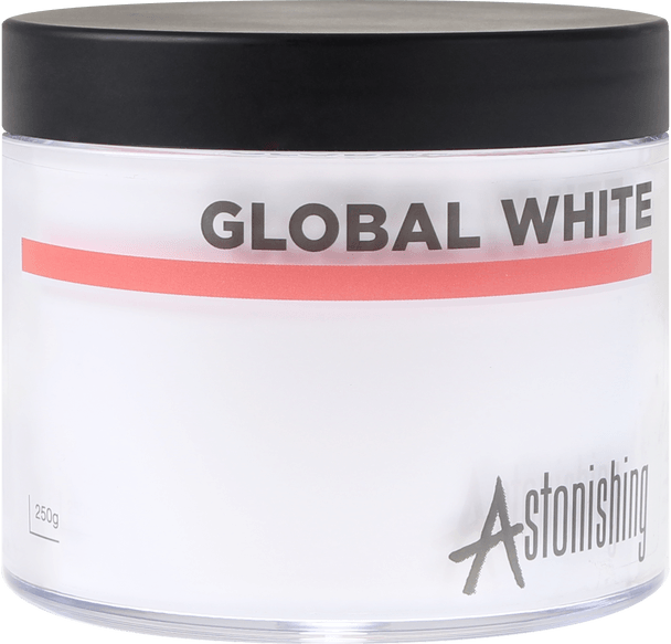 POUDRE ASTONISHING™ GLOBAL WHITE - 250 gr