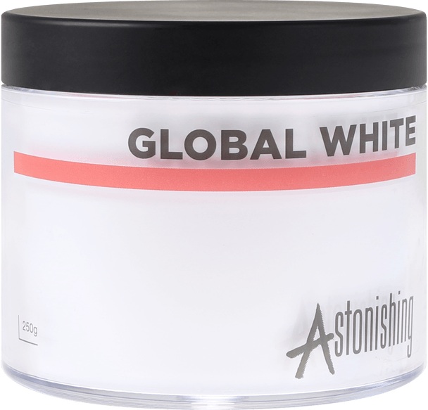 POUDRE ASTONISHING™ GLOBAL WHITE - 1 kg (4x250 gr)
