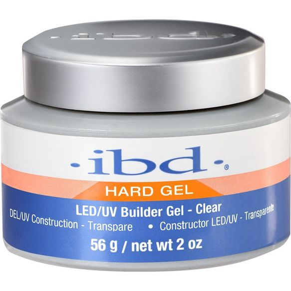 ibd™ HARD GEL BUILDER CLEAR