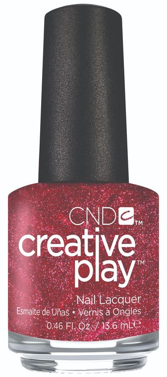 CND ™ CREATIVE PLAY ™ Crimson Like It Hot
