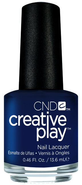 CND ™ CREATIVE PLAY ™ Navy Brat