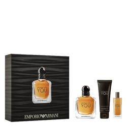 Coffret Emporio Stronger With You