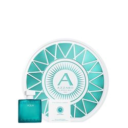 Coffret Chrome Aqua