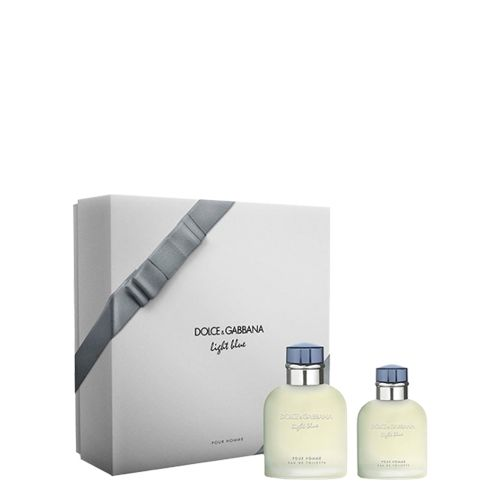 Eau Toilette Blue 125 De Coffret Light Homme Ml40 Qrsthd