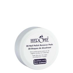 Herôme Caring Nail Polish Remover 30 Pads