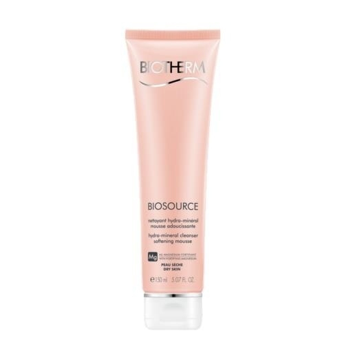 Biotherm Biosource Hydra-Mineral Cleanser Softening Mousse