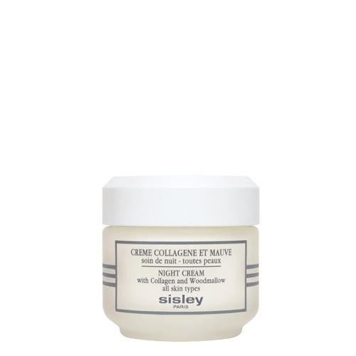 Night Cream With Collagen And Woodmallow
