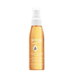 Huile Solaire Soyeuse SPF 6