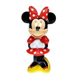 Miss Minnie Figurine 3D