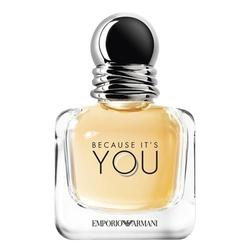 Emporio Armani Because it's You pour Elle