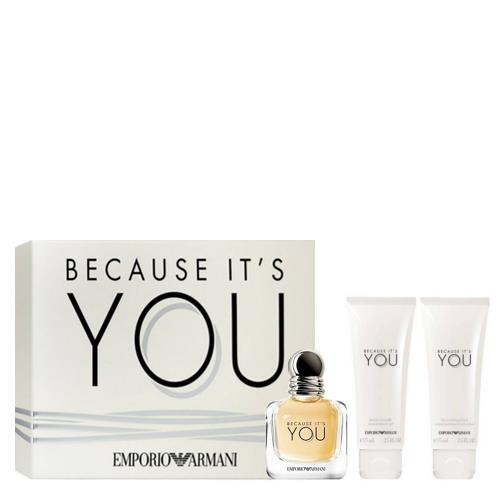 Gift Set Because Its You