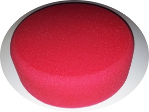 Mousse de lustrage Rouge 150mm