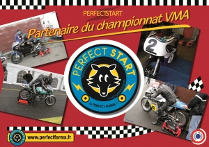 Video Perfect Start sponsor of VMA championship 2012-2013
