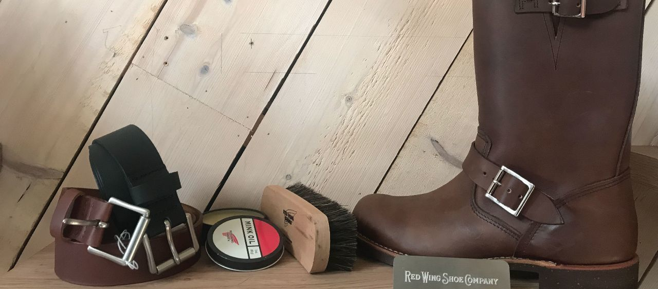 ORIGINAL RED WING SHOES