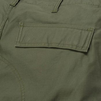 REGULAR CARGO PANT ROVER GREEN STONE WASHED
