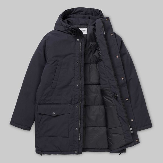 TROPPER PARKA DARK NAVY