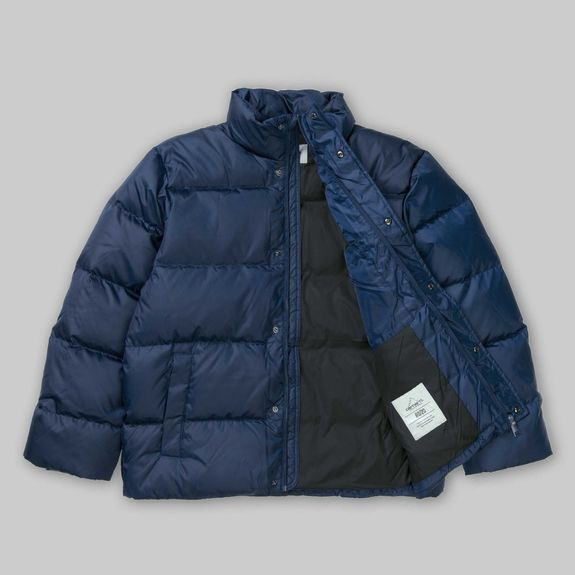 DEMING JACKET METRO BLUE