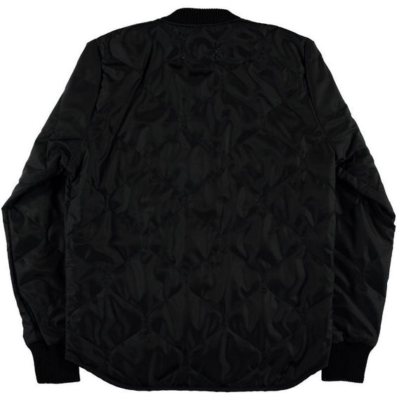 FROSBITE QUILTED BLACK